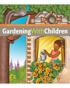 Gardening With Children Hardcover Book