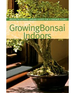 Growing Bonsai Indoors Book